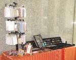 archive sale table